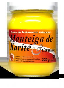 Creme Manteiga de Karité & Ceramidas 220 g