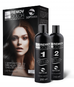 Remov Color Decapagem Capilar Soft Hair