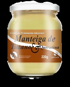 Creme Manteiga Tutano com Queratina